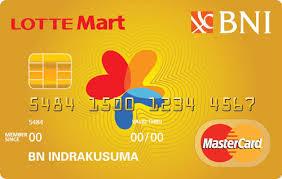 BNI Lotte Mart - CekAja.com