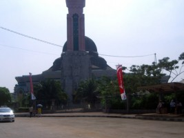 Jakarta_Islamic_centre