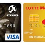 2 Kartu Kredit dengan Reward & Cashback Terbaik
