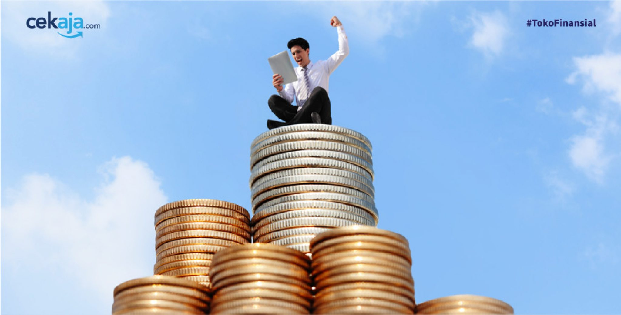 tips kaya di usia muda _ investasi - CekAja.com
