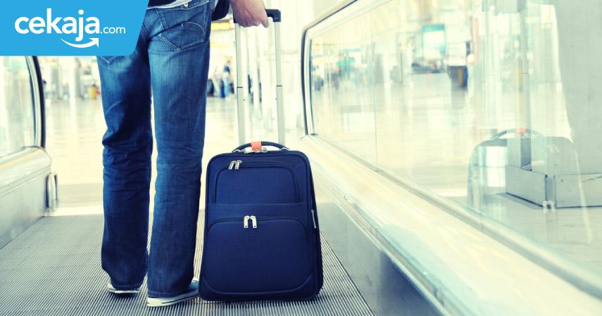mudik lebaran _ asuransi perjalanan - CekAja.com