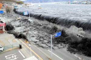 Tsunami Jepang 2011