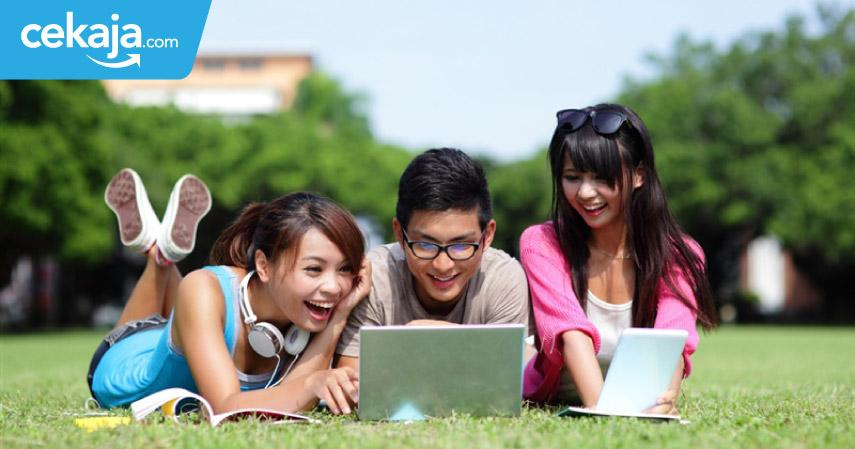 tips bisnis mahasiswa_kredit tanpa agunan - CekAja.com