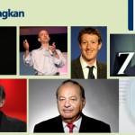 Daftar Terbaru Miliarder & Orang Terkaya di dunia