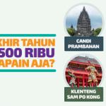 Libur Akhir Tahun Bujet Rp 500 Ribu, Bisa Ngapain Aja?