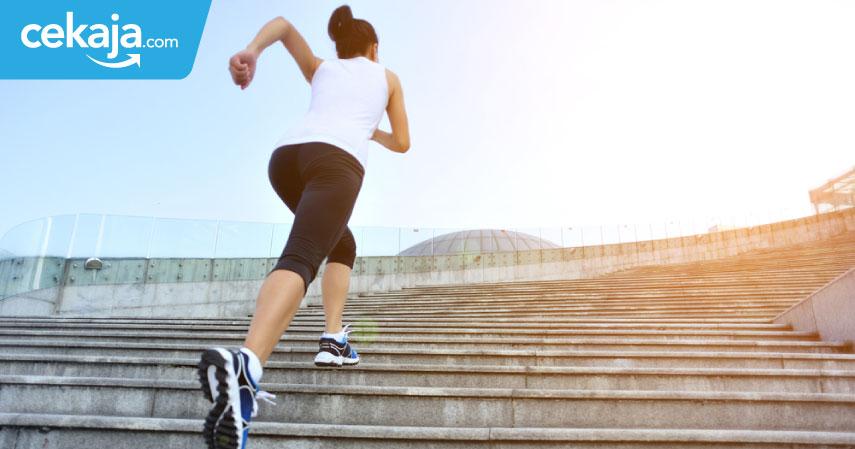 manfaat olahraga_asuransi kesehatan - CekAja.com
