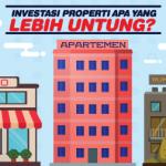 Mana yang Lebih Untung? Investasi Ruko, Apartemen, atau Rumah Cluster