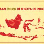 8 Kota di Indonesia yang Wajib Dikunjungi Saat Imlek