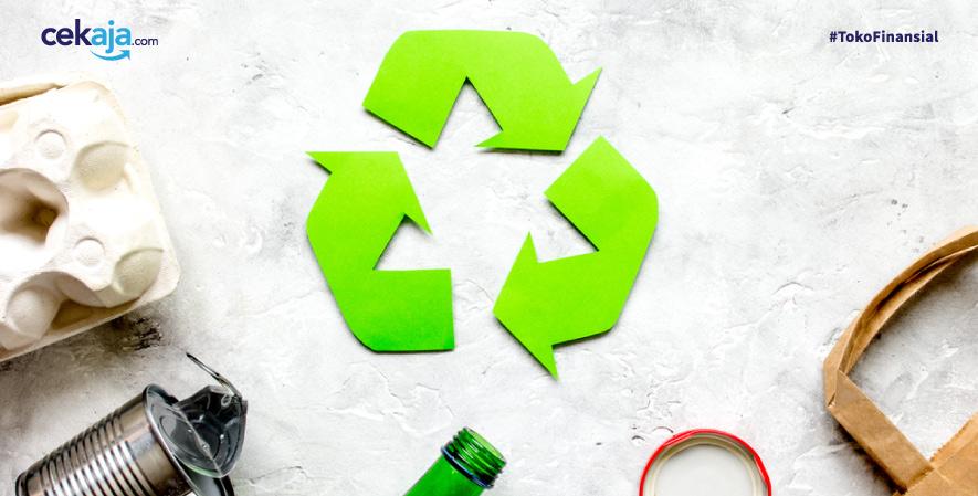 bisnis daur ulang _ pinjaman usaha - CekAja.com