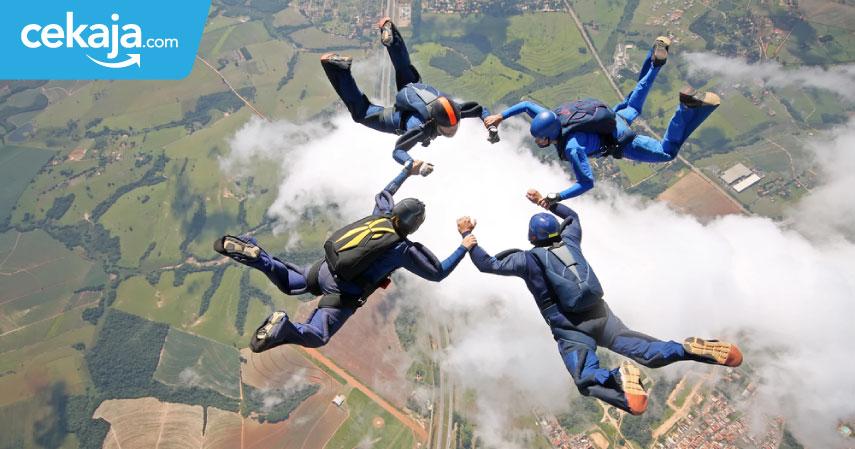 olahraga ekstrem_kartu kredit- CekAja.com