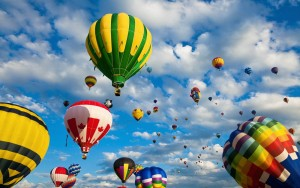 Hot Air Balloons Wallpapers 08