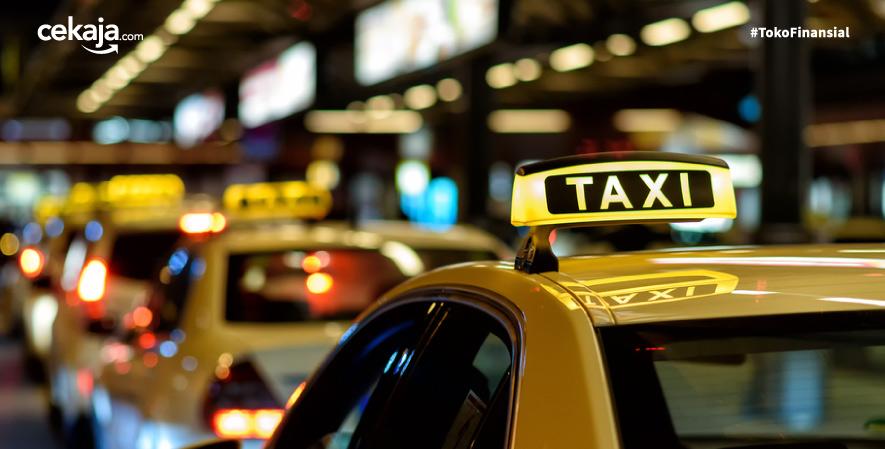 tarif taxi termahal _ kartu kredit - CekAja.com