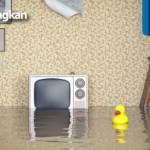 Risiko-risiko Menakutkan yang Sering Terjadi Saat Banjir