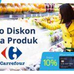 Diskon 10% Belanja Pakai Kartu Kredit Bank Mega