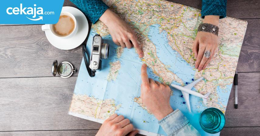tips traveling - CekAja.com