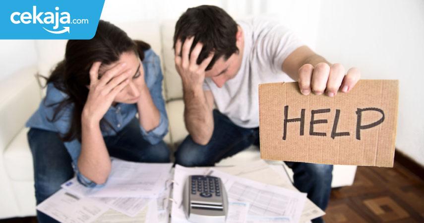 gagal bisnis jatuh miskin_kredit tanpa agunan- CekAja.com