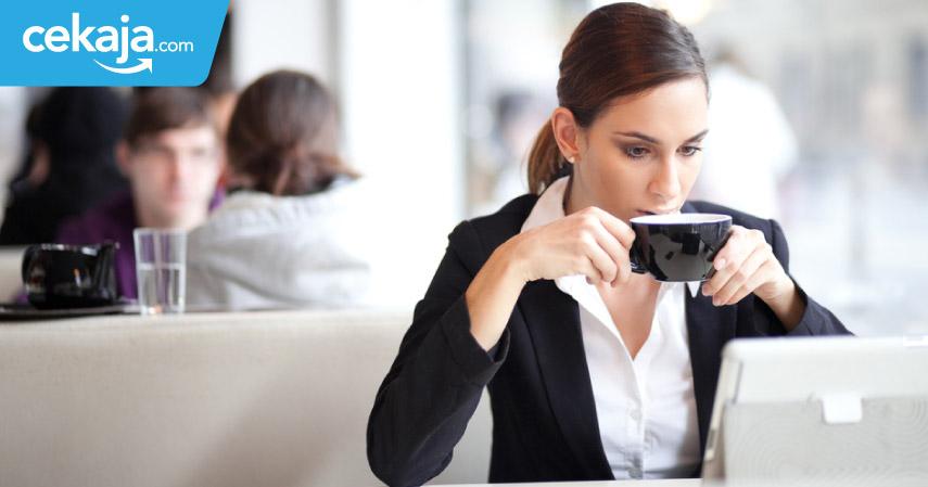 tips produktif kerja _ kartu kredit - CekAja.com