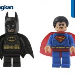 Batman V Superman, Siapa Lebih Sukses di Panggung Industri Hiburan?