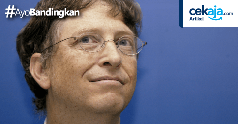 bill gates - CekAja.com