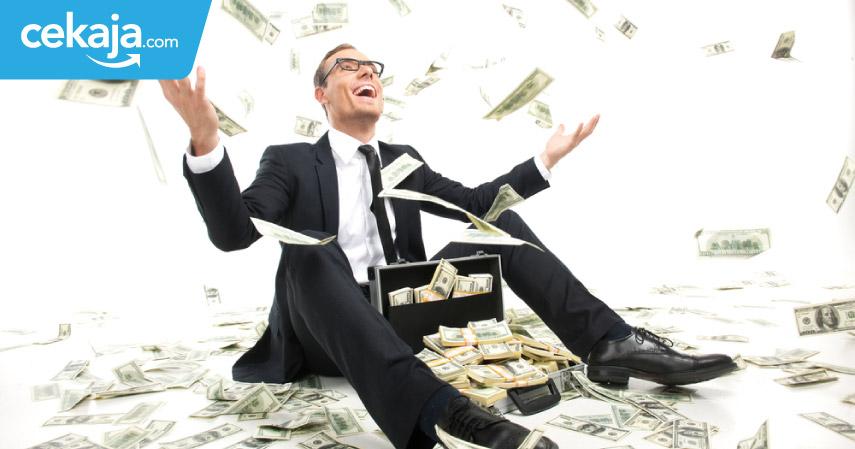 tips jadi miliarder - CekAja.com