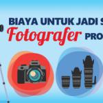 Biaya untuk Jadi Seorang Fotografer Profesional