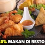 Diskon 30% Makan di Itasuki dengan Kartu Kredit Bukopin