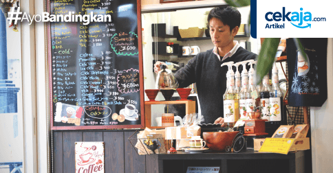 kafe unik di Jepang - CekAja.com