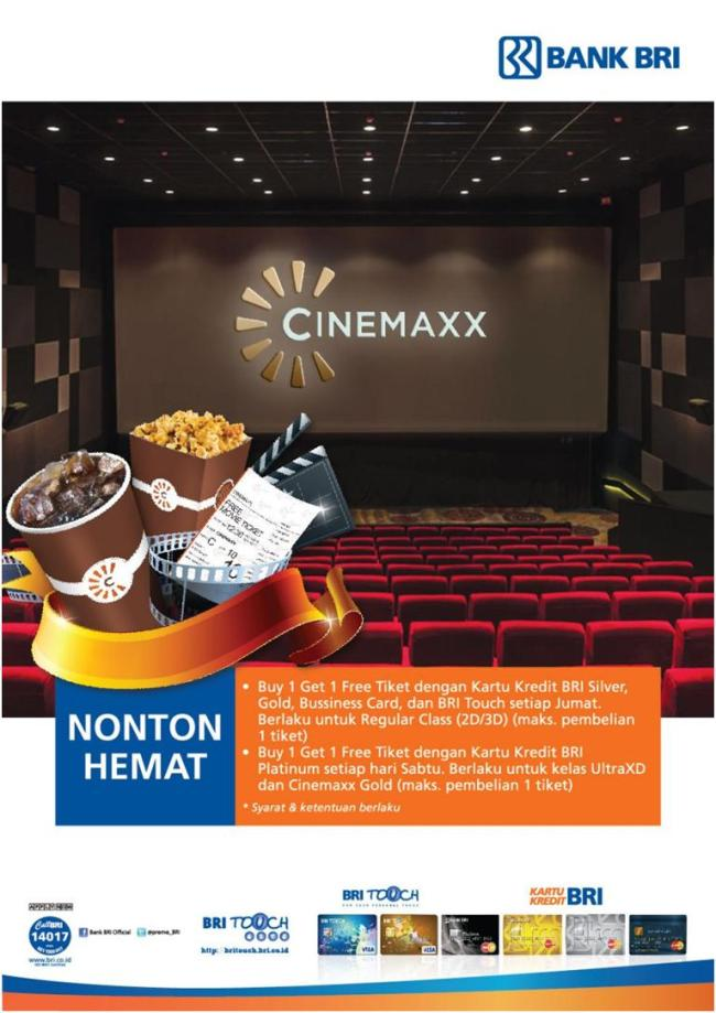 promo bri cinemaxx