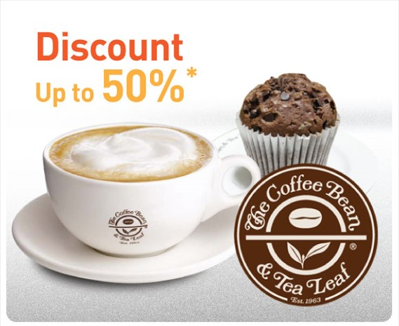 promo coffee bean bank mega-CekAja.com