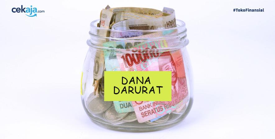 dana darurat _ investasi - CekAja.com