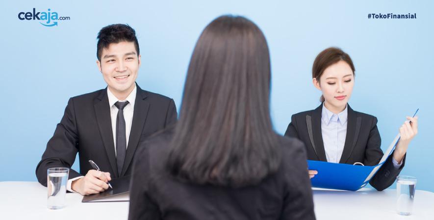 wawancara kerja _ kartu kredit - CekAja.com