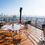 5 Restoran dengan Konsep Rooftop Paling Keren di Jakarta