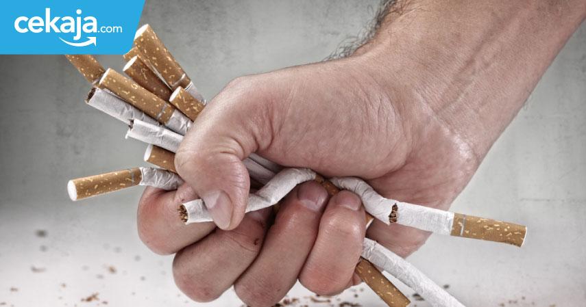 bahaya rokok_asuransi kesehatan - CekAja.com