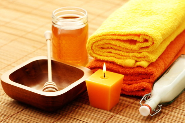 honey and milk spa - beauty treatment