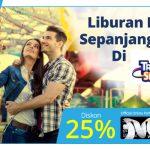 Promo Kartu Kredit Bank Mega: Diskon 25% Tiket Masuk Trans Studio