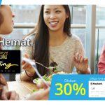 Promo Diskon 30% di Ming Dining Dengan Maybank White Card