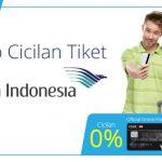 Dapatkan Cicilan 0% untuk Beli Tiket Garuda Indonesia dengan Kartu Kredit HSBC