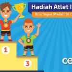 Jumlah Hadiah Atlet Indonesia Bila Dapat Medali di Olimpiade Rio 2016