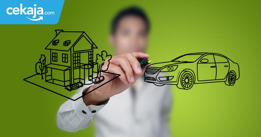 beli rumah atau mobil_KPR - CekAja.com