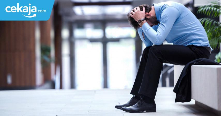stress kerja_kartu kredit - CekAja.com