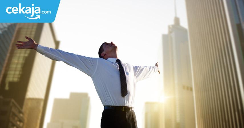 karyawan pengusaha sukses - CekAja.com