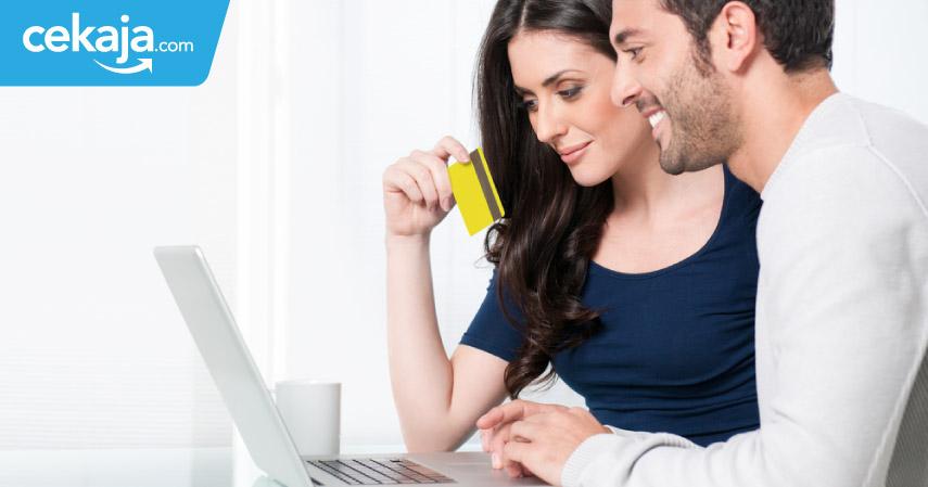 ajukan kartu kredit online - CekAja.com