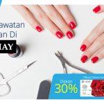 Promo Kartu Kredit UOB: Diskon 30% Perawatan Kecantikan di May May Salon