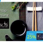 Promo Diskon 25% di Shabu Tei dengan Kartu Kredit Bank Mega