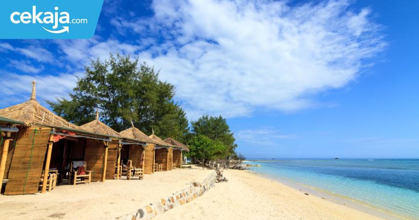 pulau indah di Indonesia - CekAja.com