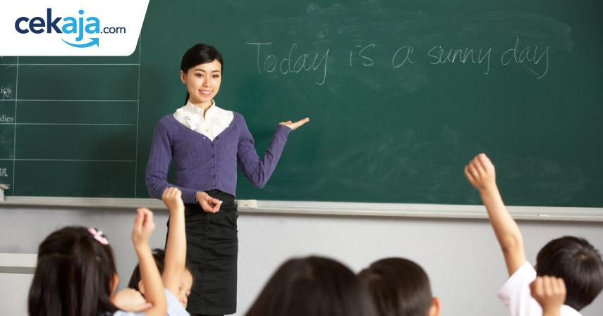 pekerjaan guru - CekAja.com