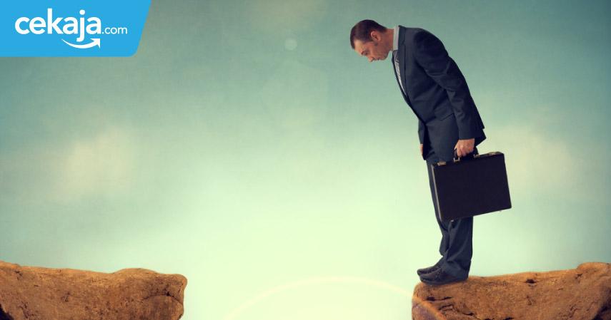 ketakutan bisnis_kredit tanpa agunan - CekAja.com