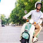 5 Motor Super Irit Ini Paling Cocok untuk Ojek Online