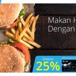 Promo Kartu Kredit UOB: Diskon 25% di McDonald's Delivery
