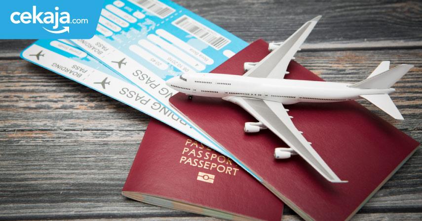tiket pesawat - CekAja.com
